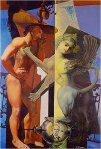 44 Oedipe et le Sphinx hui194487.jpg